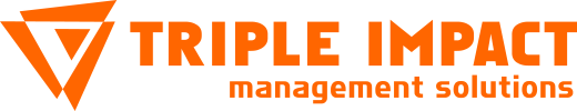 TRIPLE IMPACT Management Solutions Retina Logo