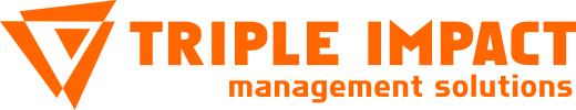 TRIPLE IMPACT Management Solutions Retina Logo